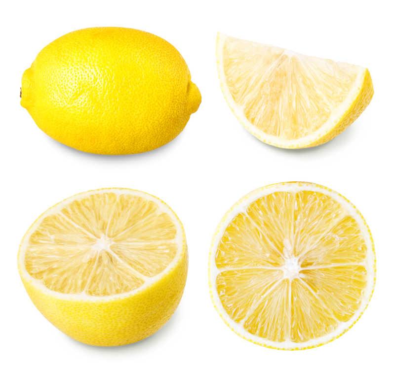 多汁的柠檬
