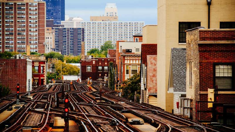 芝加哥城市轨道交通