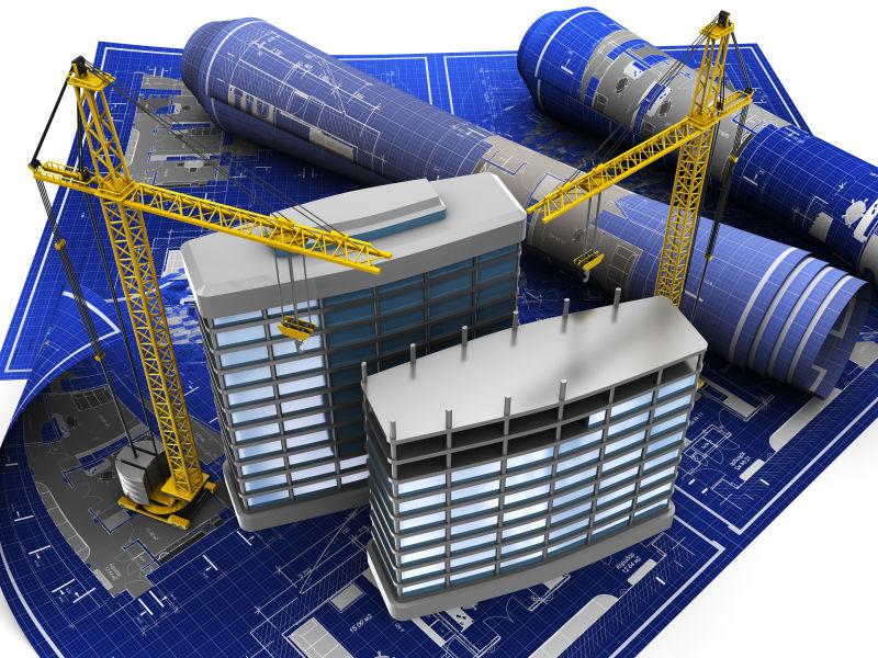 房屋模型的外壳结构