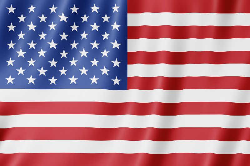 美国的星条旗
