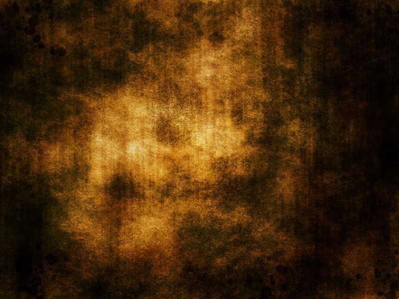 黑色背景下的淡黄色纹理背景