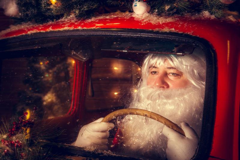 真正的圣诞老人