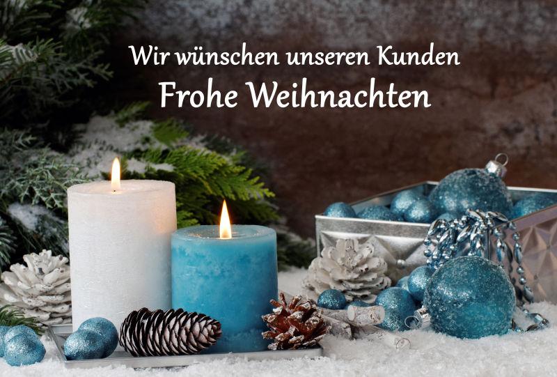祝客户有个快乐的圣诞节