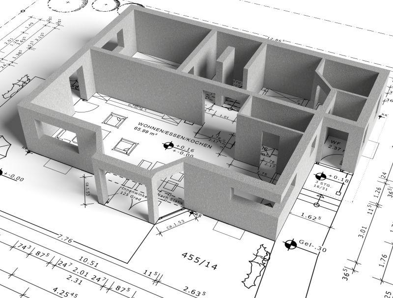 房子模型设计