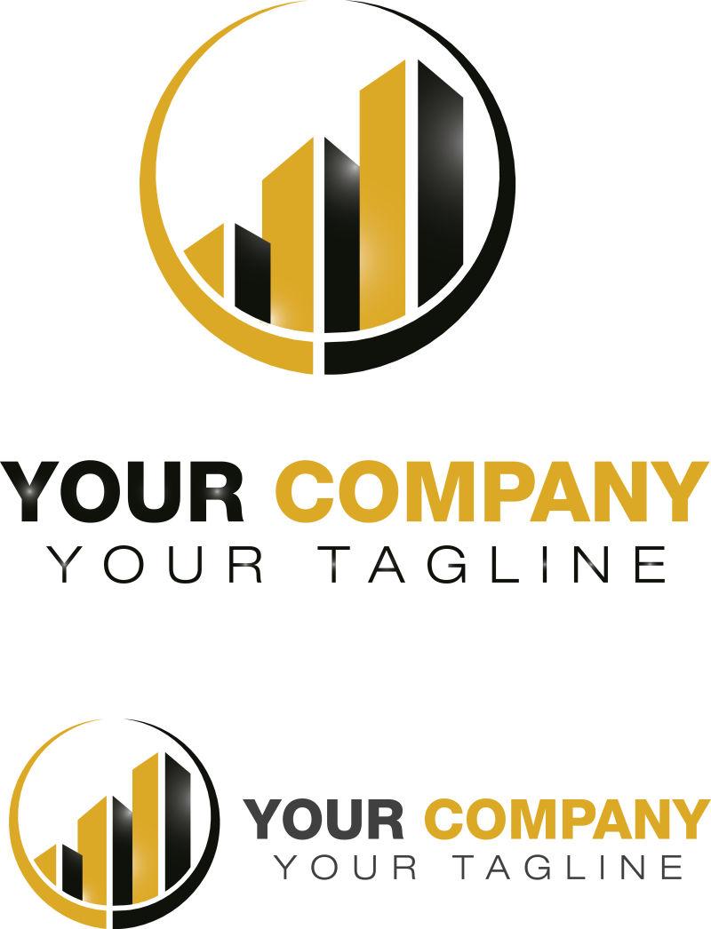 创意的房地产logo矢量设计