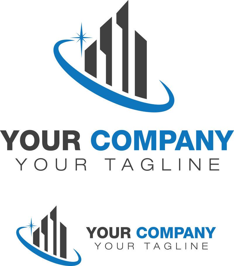 创意房地产logo矢量设计