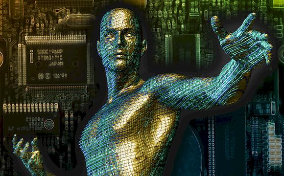 数字化机器人