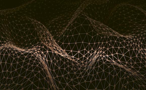 互联网抽象背景